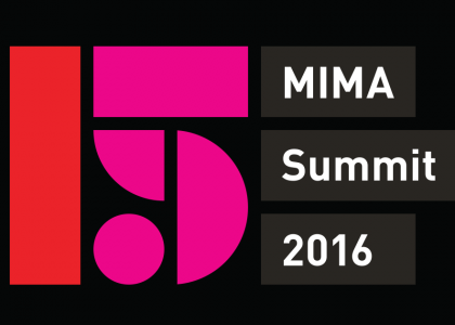MIMA Summit to Help Digital Marketers Connect Data, Content & Design