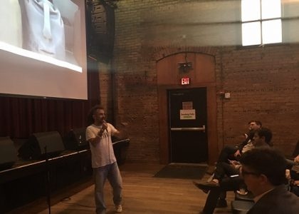 Event Recap: CATFOA #24 with Genius Steals Founder Faris Yakob